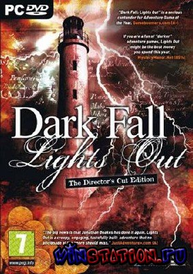 Dark Fall: Light's Out Director's Cut Edition (PC)