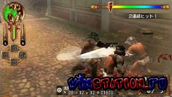 Kentoushi: Gladiator Begins (PSP)