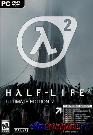 Скачать Half-Life 2 Ultimate Edition 7 (PC/RUS) бесплатно
