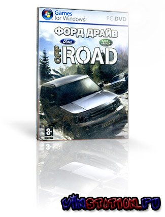 Скачать Ford Racing: Off Road (2008/PC/RUS) бесплатно