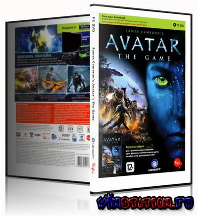 ������� James Camerons Avatar: The Game ������������� ������� version 1.01 (PC/2009/ENg/RUS) ���������
