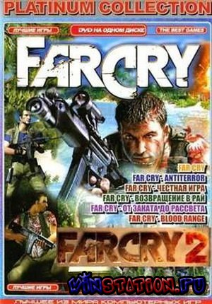 ������� Far Cry Platinum Collection (PC/2008/RUS) ���������
