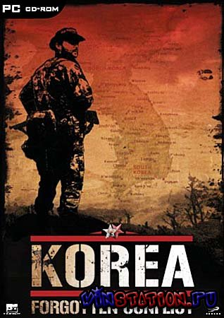 Скачать KOREA: Forgotten conflict (PC/RUS) бесплатно