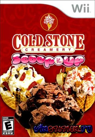 Cold Stone Creamery: Scoop It Up (Wii)