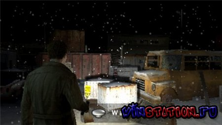 —качать Silent Hill: Shattered Memories (PSP) бесплатно