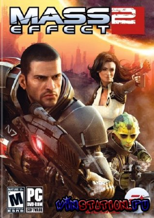Скачать Mass Effect 2 (PC) бесплатно