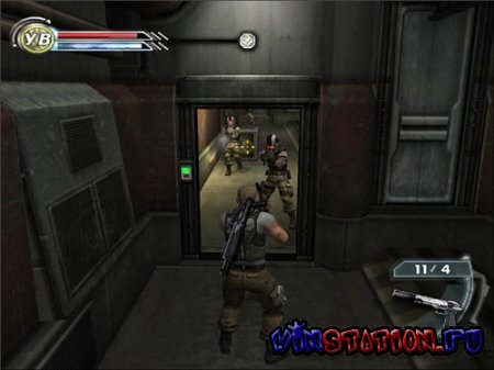 Psi-Ops: The Mindgate Conspiracy (2004/PC/RUS)