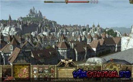 King Arthur: The Role-playing Wargame (2009/PC/Repack/RUS)
