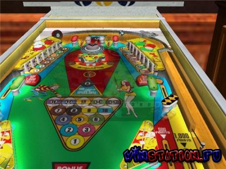 Pinball Hall of Fame: The Gottlieb Collection (2010/Wii/ENG)