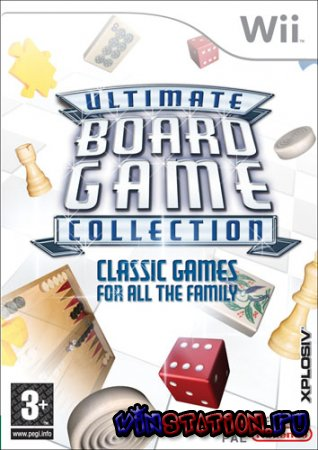Ultimate Board Game Collection (2007/Wii/ENG)