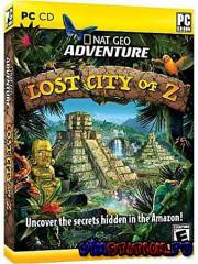 Nat Geo Adventure: Lost City of Z (PC)