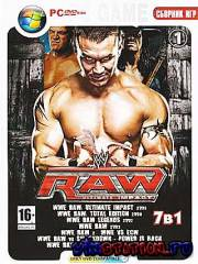 Сборник WWE RAW (7 in 1) (PC/RUS)