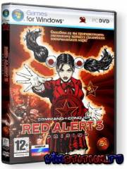 Command And Conquer. Red Alert 3. Uprising (PC/2009/RUS/RIP)