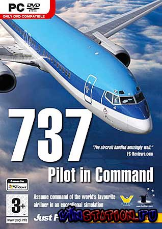 ������� 737 Pilot in Command (PC) ���������