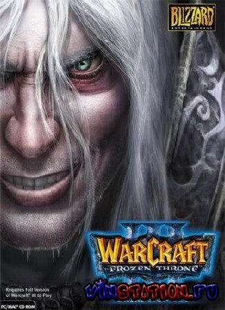 Скачать Warcraft 3 Frozen Throne 1.24d (2004/RUS) бесплатно