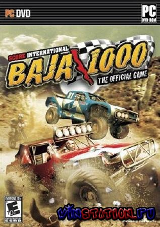 ������� SCORE International Baja 1000 - The Official Game (PC) ���������