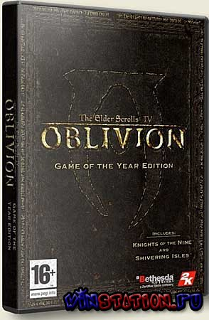 ������� The Elder Scrolls IV: Oblivion Gold Edition (PC/RUS/RePack) ���������