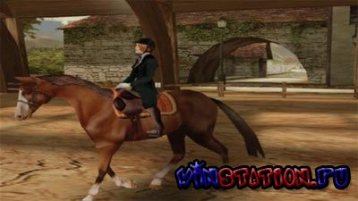 Imagine Champion Rider (PSP/ENG)
