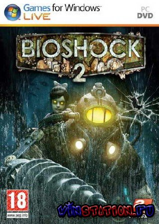 Скачать BioShock 2 (PC/MULTI3) бесплатно