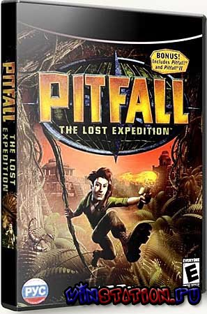 ������� Pitfall: The Lost Expedition (PC/RePack/RUS) ���������