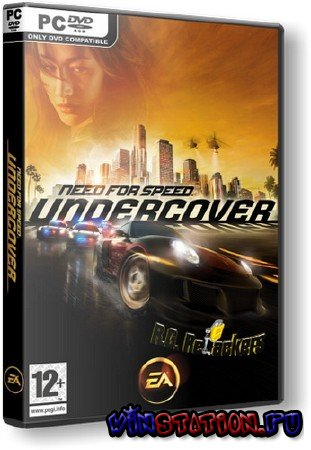 ������� Need For Speed. Undercover (PC/RUS/RePack) ���������