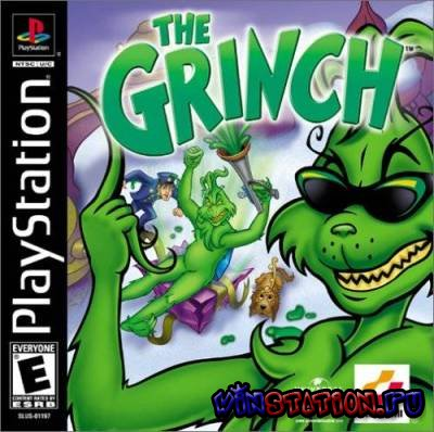 Grinch,the (PSX/RUS/2000)