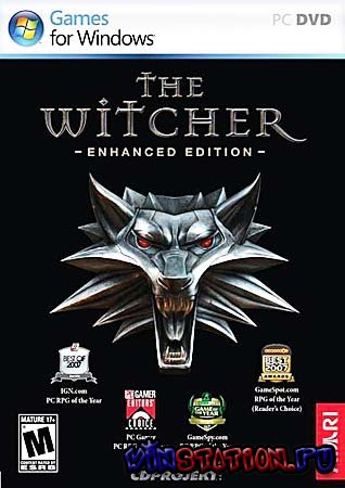 ������� Witcher - ����������� ������ (PC/RUS/R3PacK) ���������
