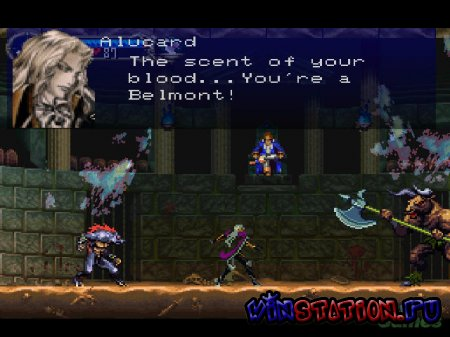 —качать игру Castlevania: Symphony of the Night (PSX)