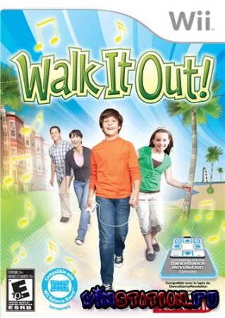 Walk It Out (Wii)