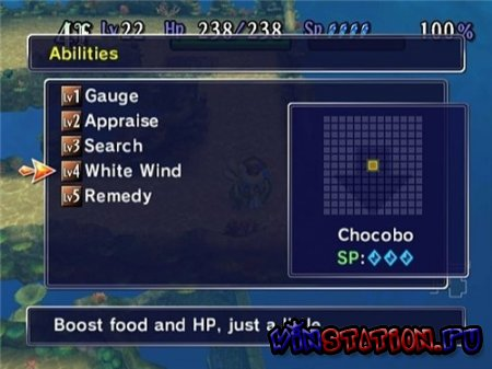 Final Fantasy Fables: Chocobo's Dungeon (Wii)