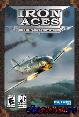 Стальные асы / Iron Aces : Heroes Of WW2 (PC/RUS)