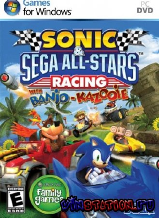 Sonic & SEGA All-Stars Racing (PC)