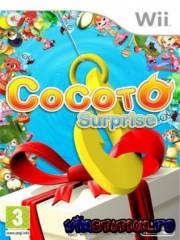 Cocoto Surprise (2009/Wii/ENG)