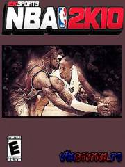 НБА / NBA 2K10 (PC/Repack/2009/Rus/x1DVD)