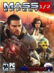 Mass Effect 1,2 [2xDVD5] (PC/2008-2010/RUS/RePack)