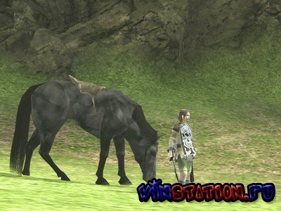 Shadow of the Colossus (PS2/RUS/2005)