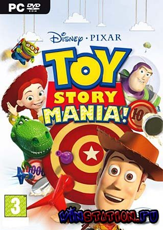 Toy Story Mania! (PC/RUS/RePack)