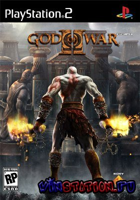 God of War 2 (PS2/Multi5/1xDVD5)