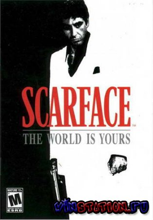 Скачать Scarface: The World is Yours v.1.00.2 (PC/RUS/RePack) бесплатно