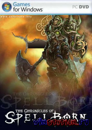 Скачать The Chronicles Of Spellborn (PC) бесплатно
