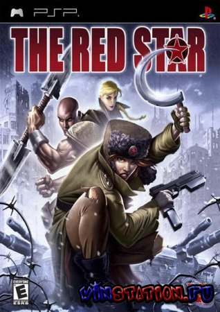 ������� The Red Star (PSP) ���������