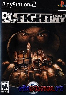Def Jam: Fight for NY (PS2/RUS/ENG/2004)