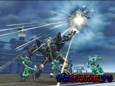Компьютерная игра Transformers Revenge of the Fallen
