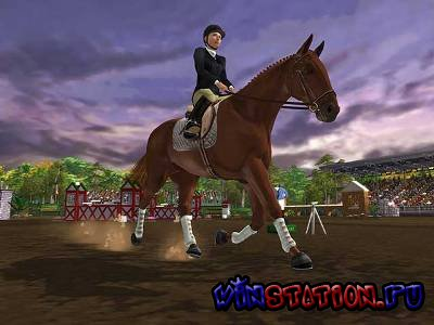 Lucinda Green's Equestrian Challenge (PS2/ENG/2009)