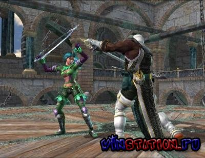 —качать Soul Calibur 3 (PS2/RUS/2005) бесплатно