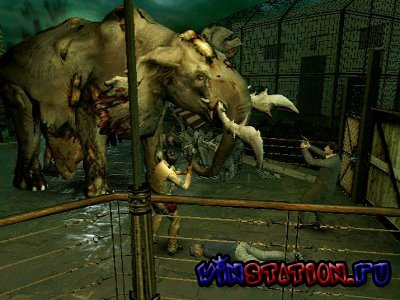 Resident Evil: Outbreak File #2 (PS2/RUS/ENG/2005)