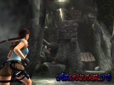 Tomb Raider: Anniversary (PS2/RUS/2007)