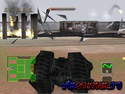 Скачать игру Battle Tanx: Global Assault (PSX)