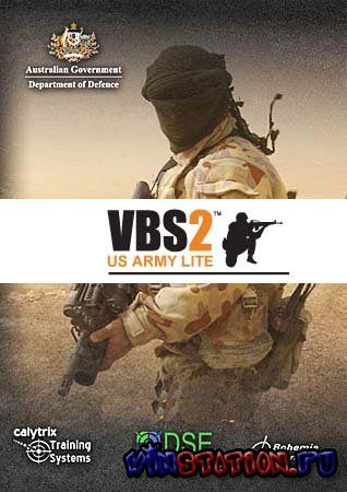 Скачать VBS2 US Army Lite (PC) бесплатно