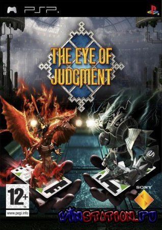 Скачать The Eye of Judgment: Legends (PSP) бесплатно